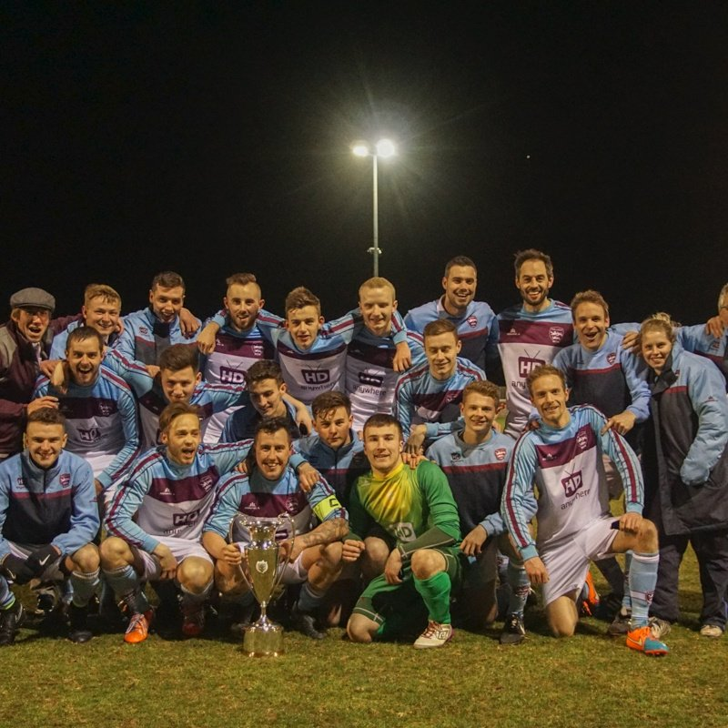 Malvern Town 1st Team lose to W'ton Casuals 3 - 2