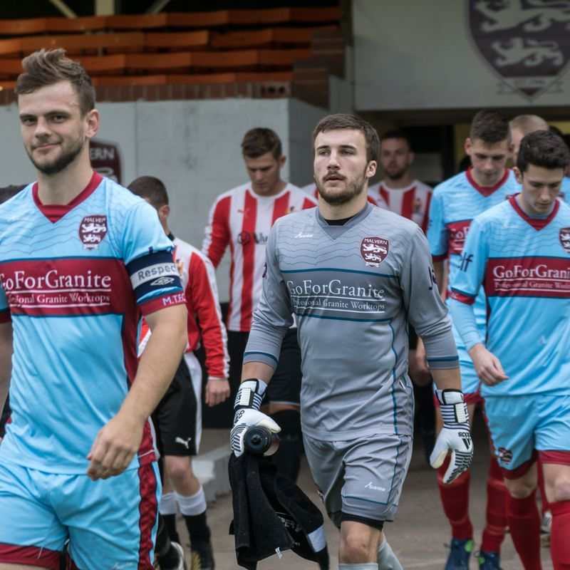 Malvern Town vs Wednesfield 16th Aug 2017