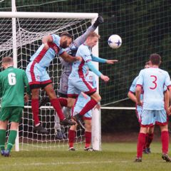 Malvern Town vs Wolves Cassis 18th Nov 17