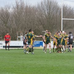 Stanningley v Woolston Rovers (NCL)