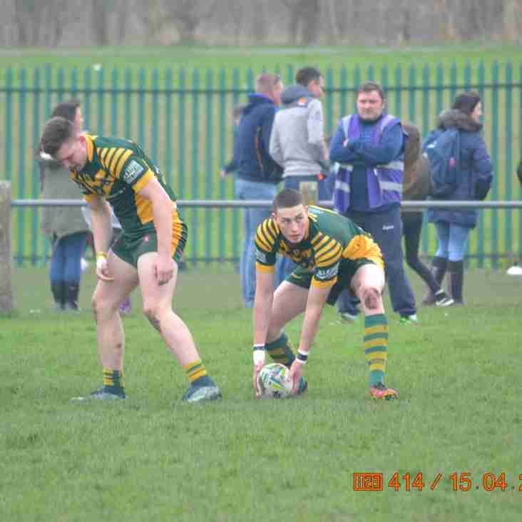 Rovers Under 18 unbeated streak comes to a halt
