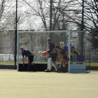 Staines 2nd XI 0 – 3 Sonning 1st XI
