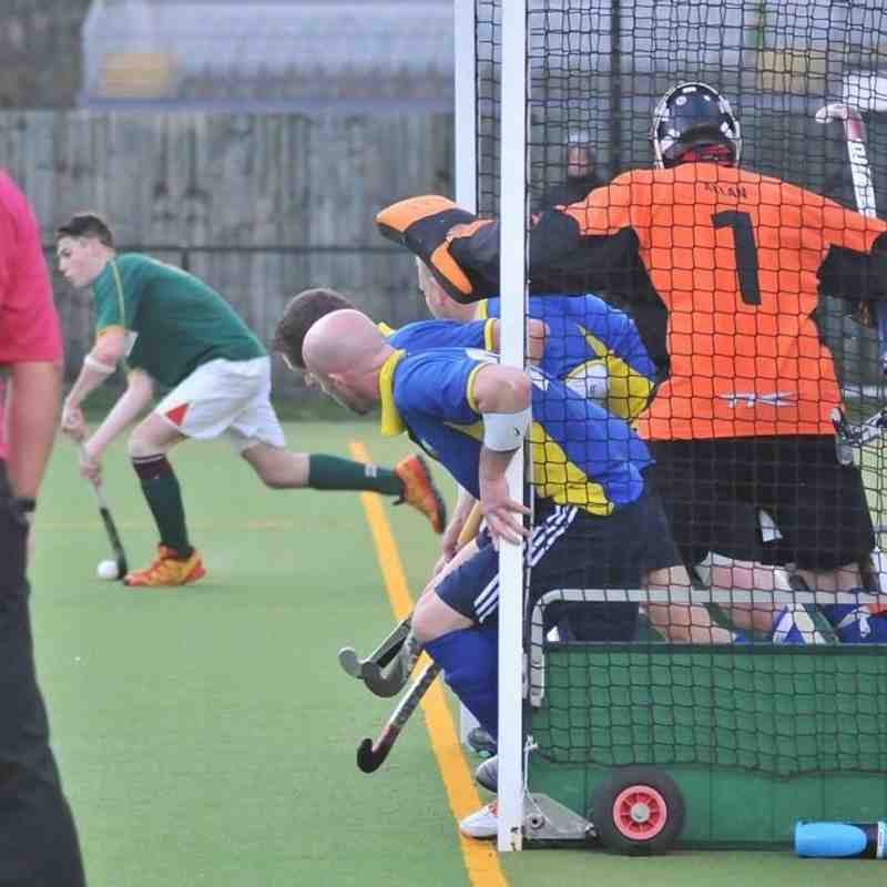 Sonning HC vs. Guernsey - November 2014