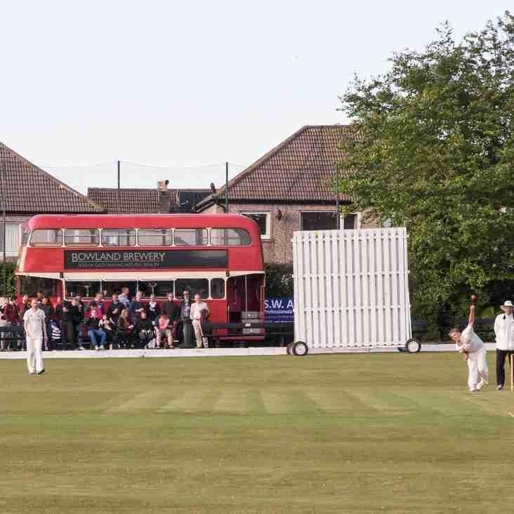 Charity T20 Cricket this Friday - vs Waddington