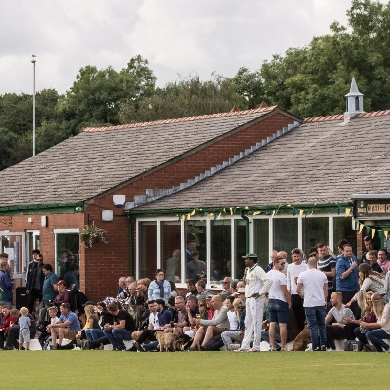This weekend's cricket at CCC - vs  East Lancs (19/8)