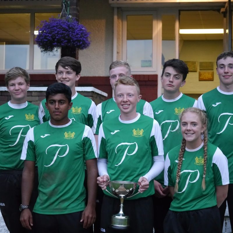 U19s T20 finals day