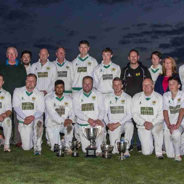 Cricket Section AGM - Tuesday 15th November