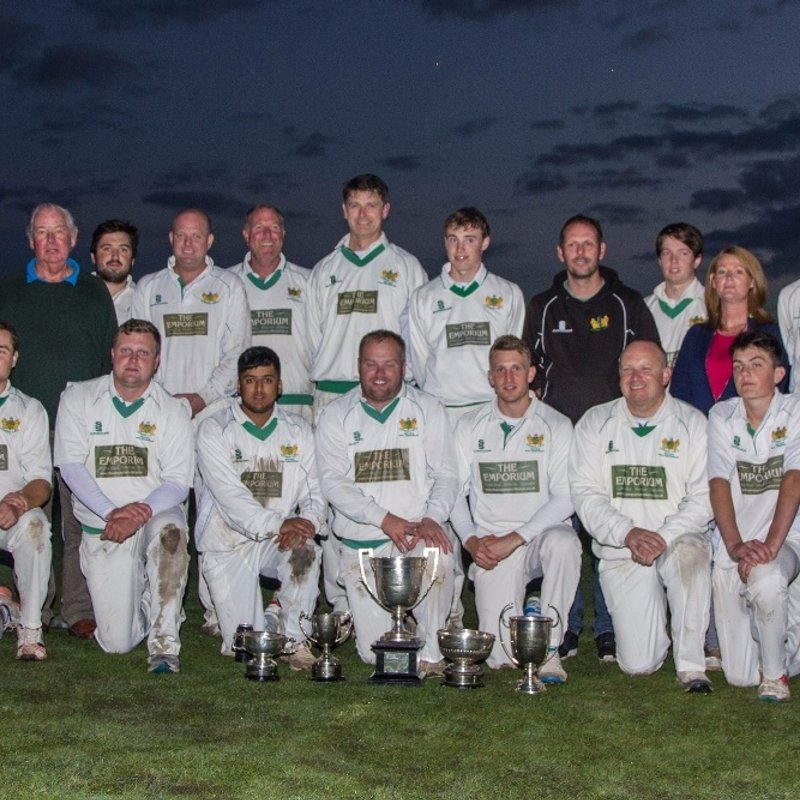 Cricket Section AGM - Friday 2nd March