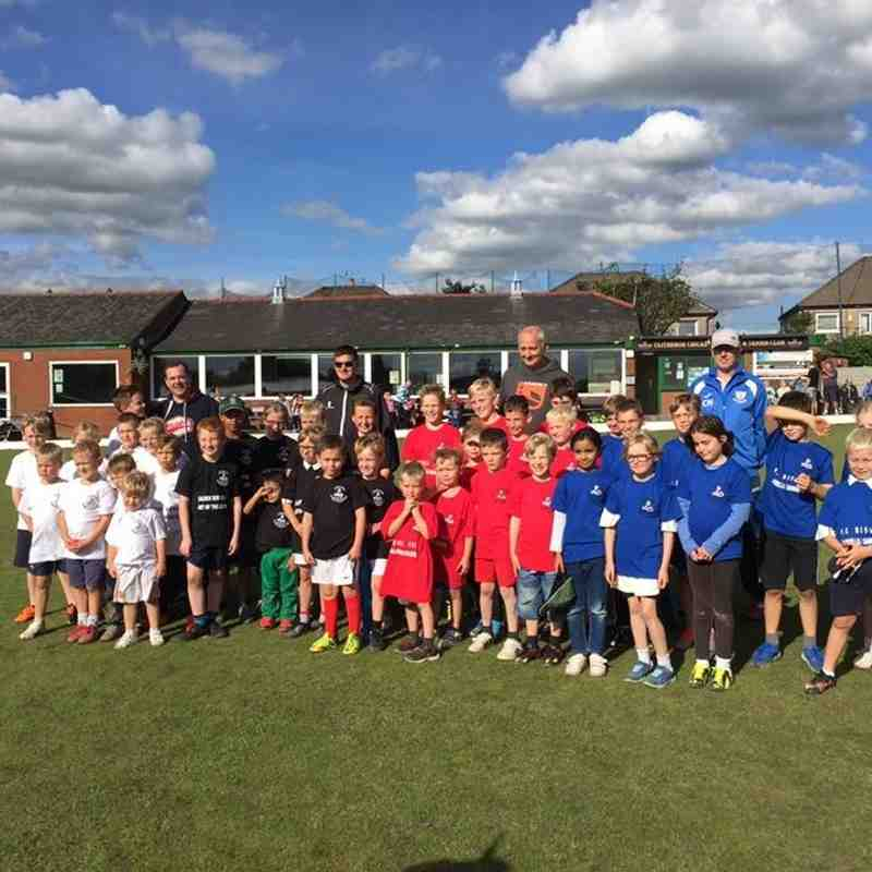 Kwik Cricket Festival - 2016
