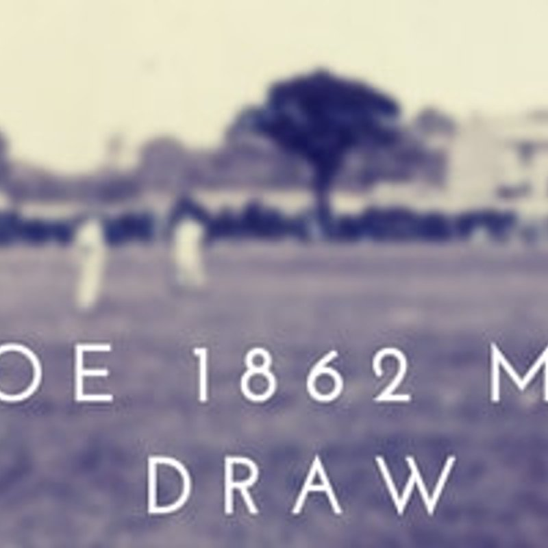 Clitheroe 1862 Monthly Draw