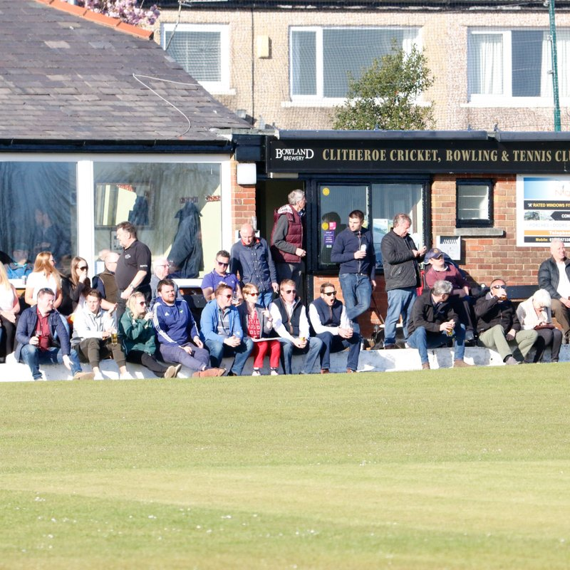 This weekend's cricket @CCC - vs Todmorden (20/05) & Kearsley (21/05)