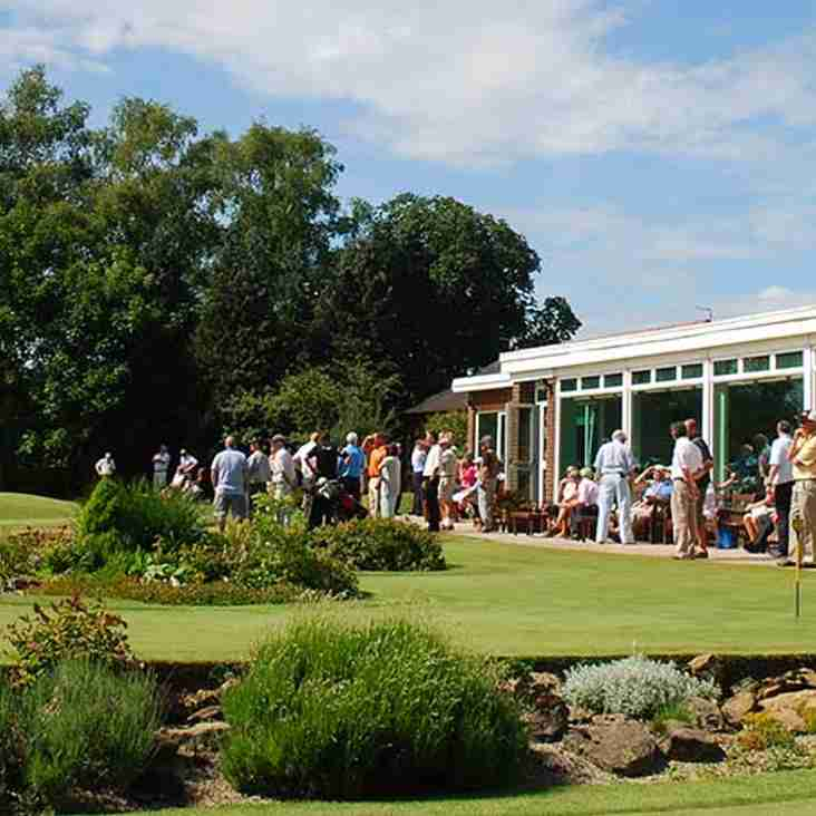 Clitheroe CC Annual Golf Day