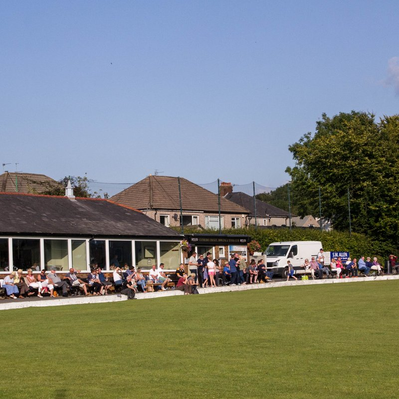 This weekend's cricket at CCC