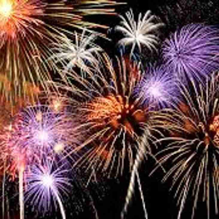 Bonfire & Fireworks Display - Helpers Needed!