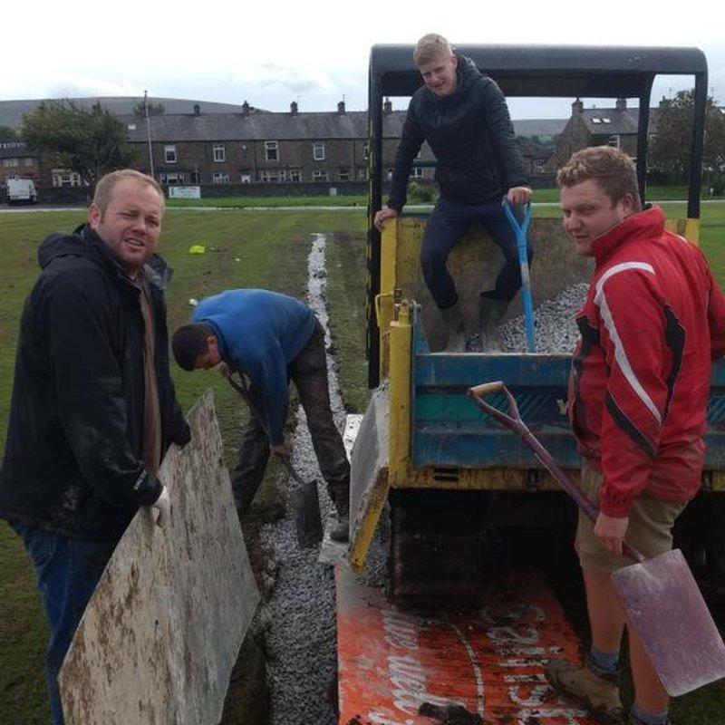 Natwest CricketForce Working Party - this Saturday