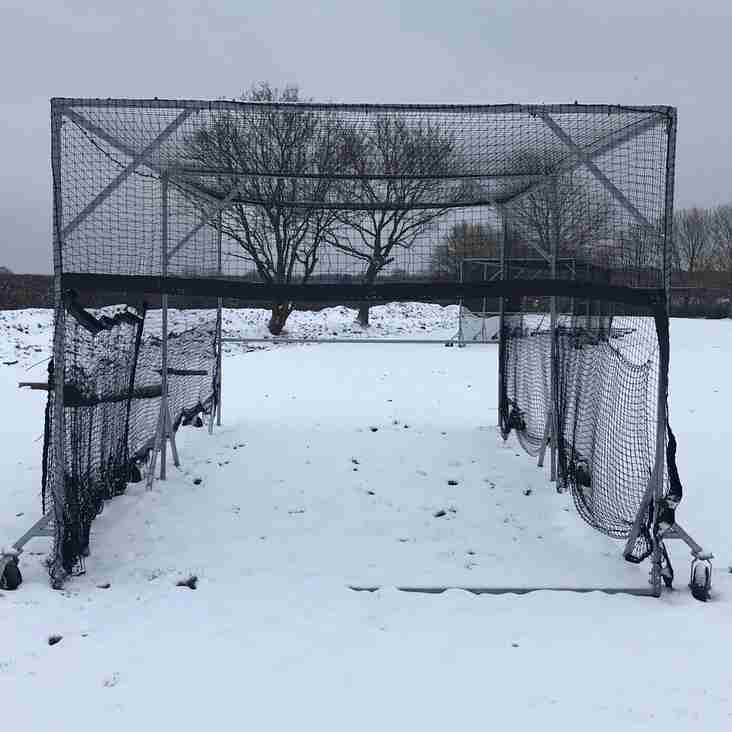 Winter Cricket 2019 Heads Up