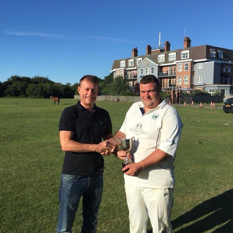 2nd XI Match Report - 2 June 2018 v Lyndhurst & Ashurst II