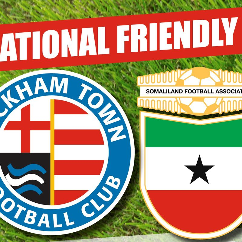 International football comes to Peckham Town