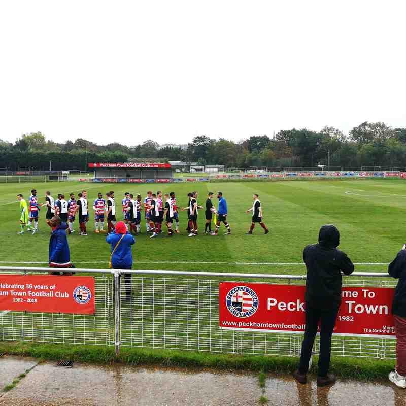 Margate Sports (Kent Shield, 22 Sept 18)