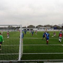 Margate Sports 2-1 Peckham Town (League Cup, Last 16) - 15 December 2018