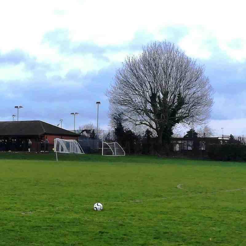 Otford United 0-5 Peckham Town