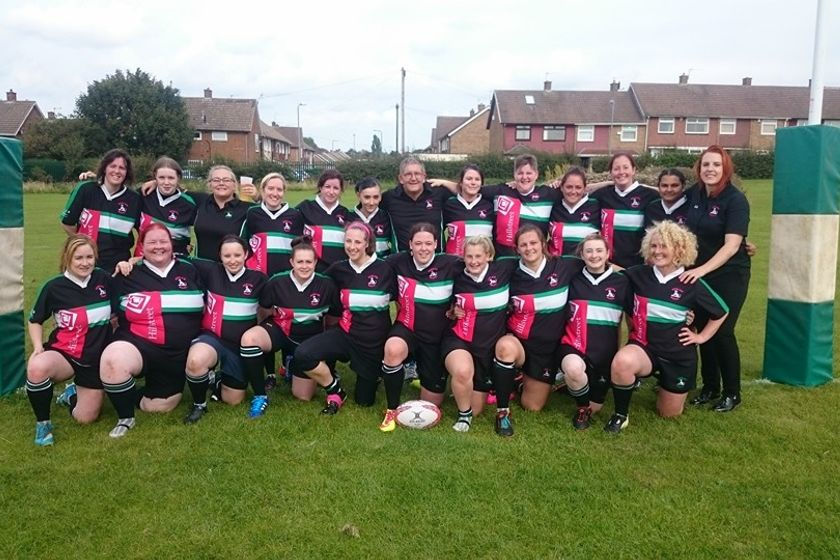 Acklam R.U.F.C. vs. Hartlepool Rovers Ladies