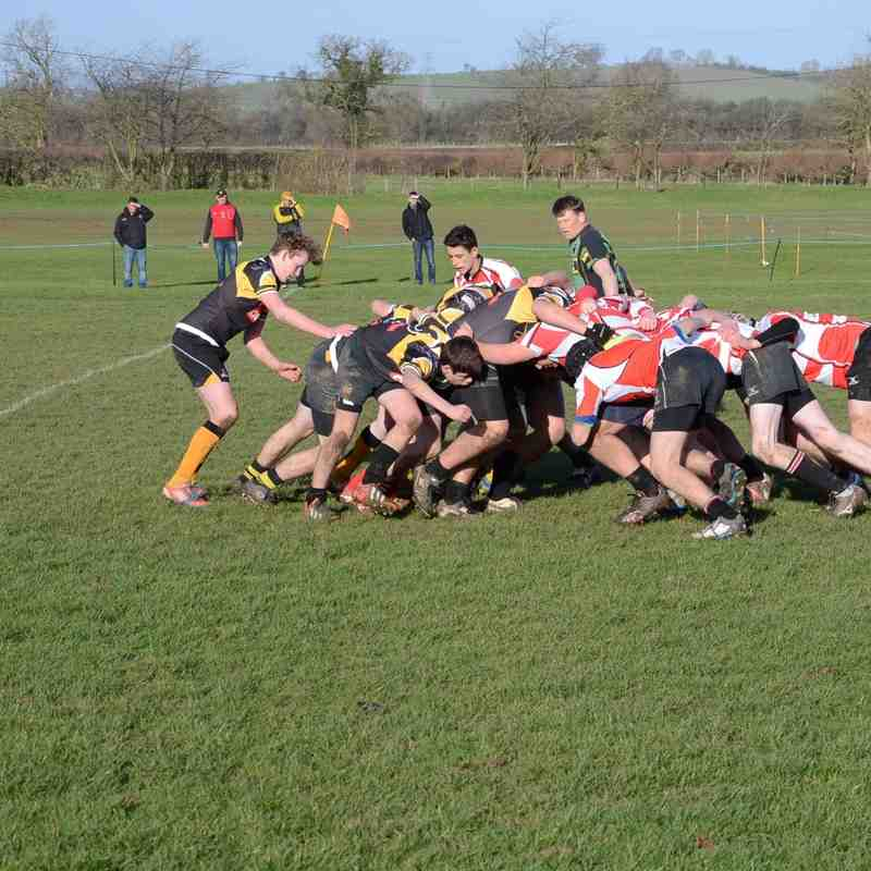 Harbury 21- Shipston 40