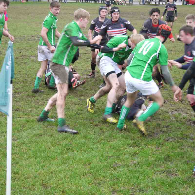Junior Colts v Wharfdale 24th jan 2016