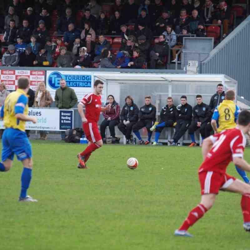 Bideford AFC 2 Weymouth 1