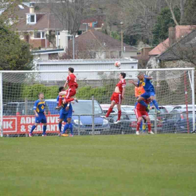 Bideford AFC vs Leamington