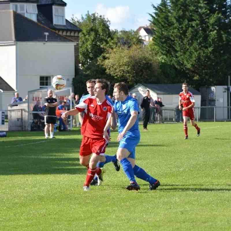 Bideford AFC vs LARKHALL ATH