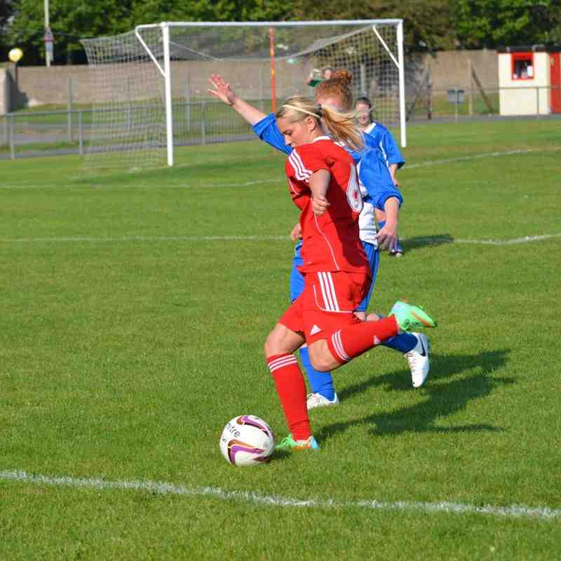 Bideford AFC Ladies vs Feniton