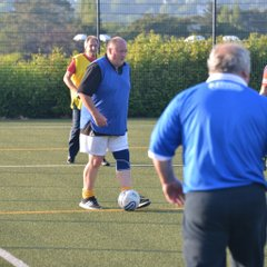 Walking Football 15/6/15