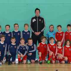 UNDER 9s FUTSAL TOURNAMENT