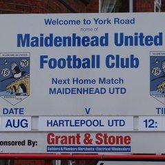 Magpies v Hartlepool - 12/08/17
