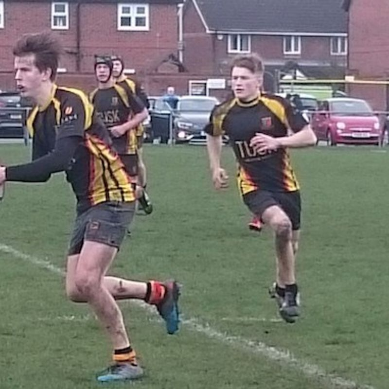 Heaton Moor Junior Colts Thwart Wirral Comeback