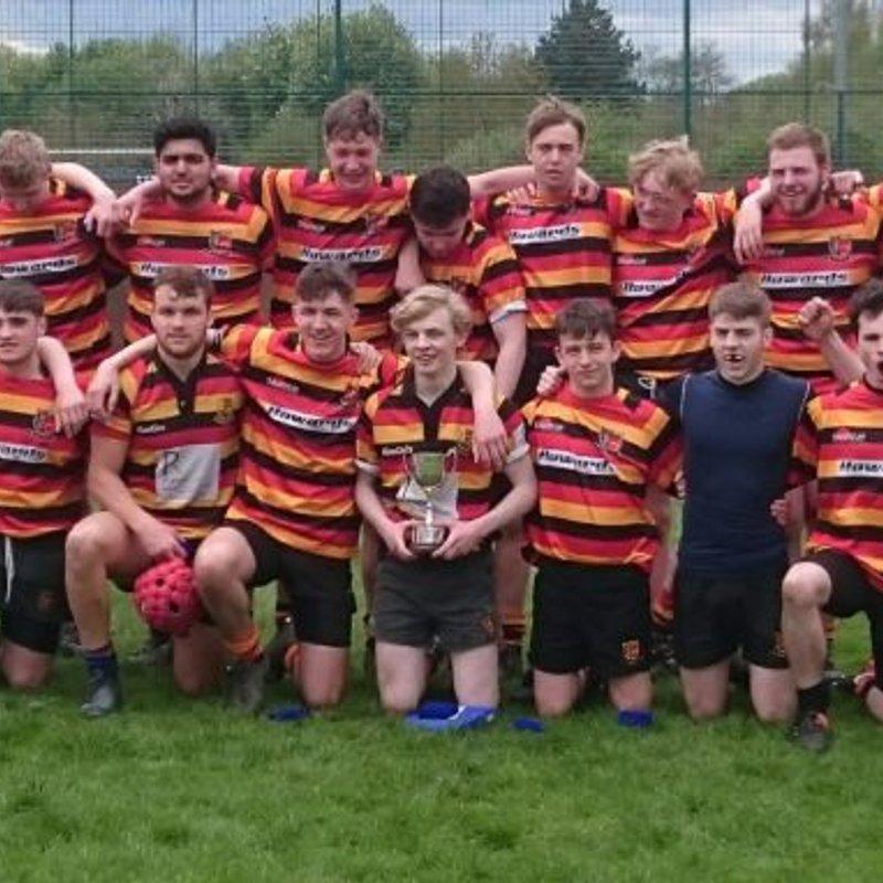 Heaton Moor Junior Colts Win Lancashire Cup