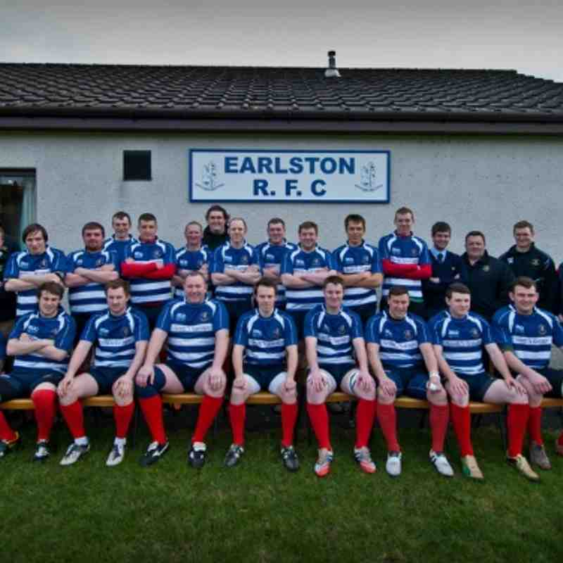 Earlston v Duns 11-8