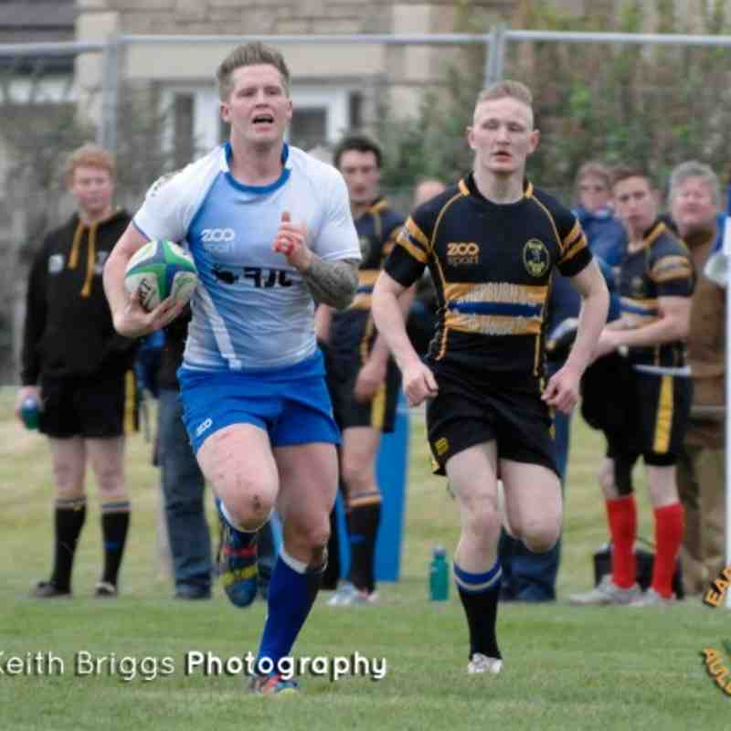 'Live at the BAR' Earlston 7's 2014