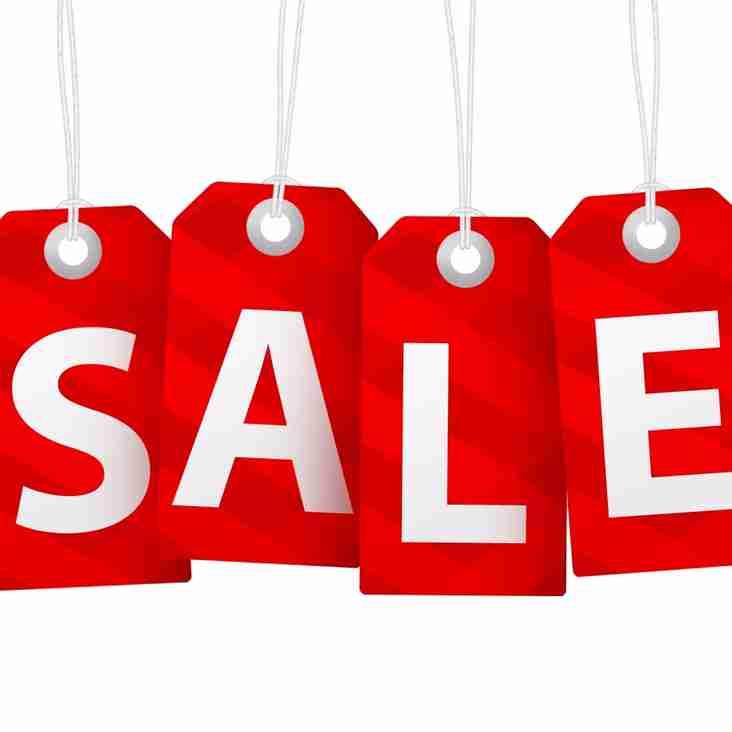 Club Shop Sale