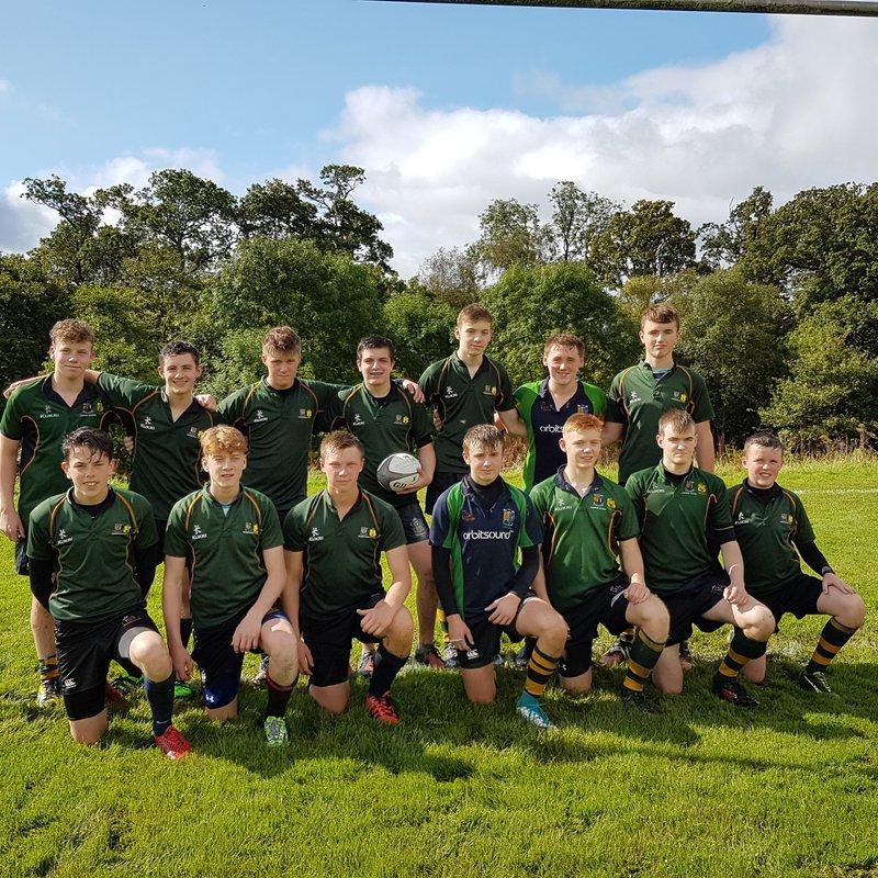 Lomond/Helensburgh U16s Continue Winning Form