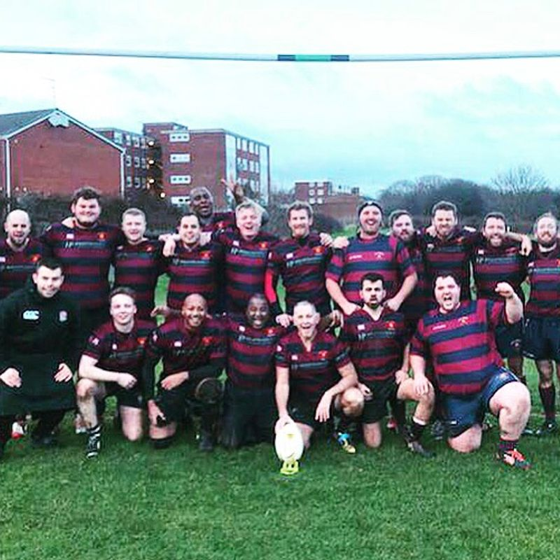 3rd XV lose to Upminster III 0 - 35