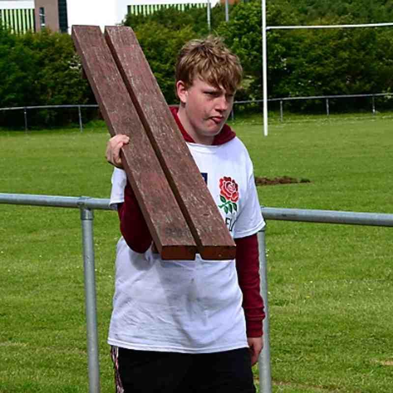 Rugby Force Weekend - 15/16 June 2013