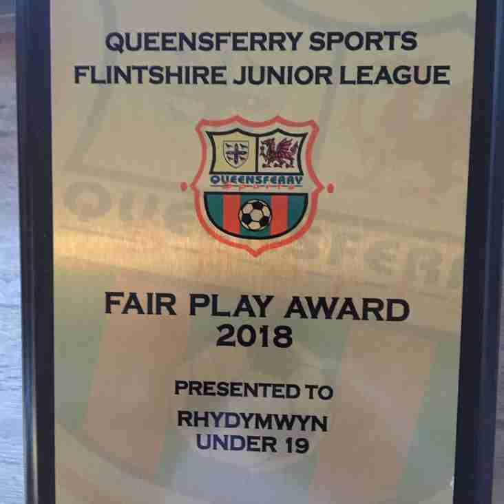 Fair Play Award