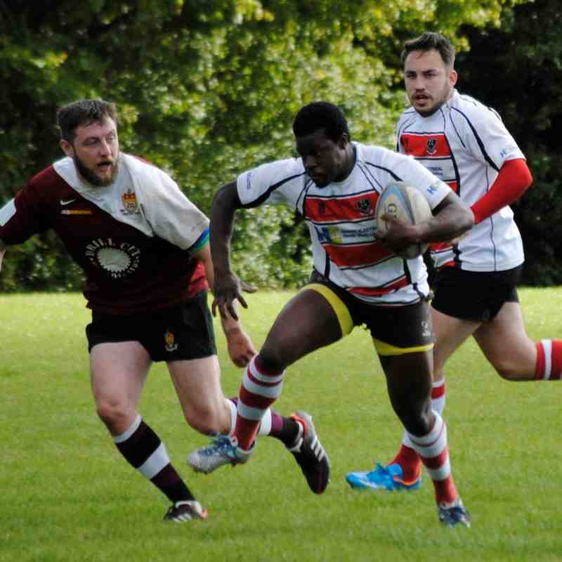 Bart's Rugby 2nd's vs Cleve