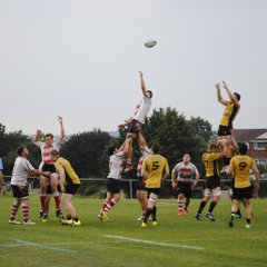 Barts Rugby vs Keynsham (Pre-Season Trials match)
