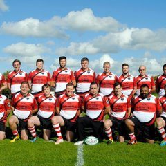 Bart's Rugby 1st XV 2016-17 Team Photograph