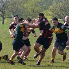 Barts Rugby 1st XV vs Whitehall