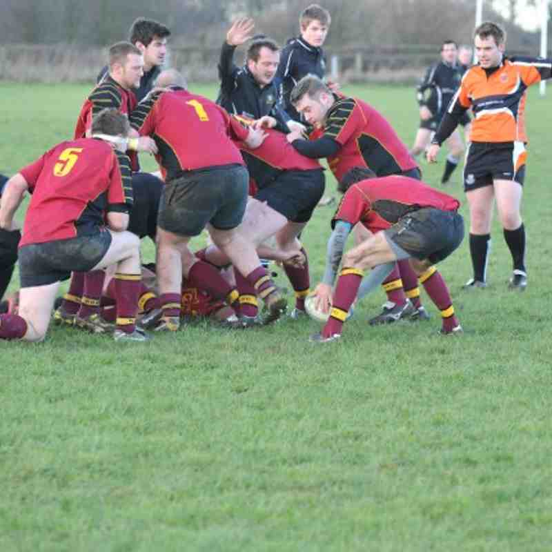 Willenhall v Bridgnorth 08-01-2011