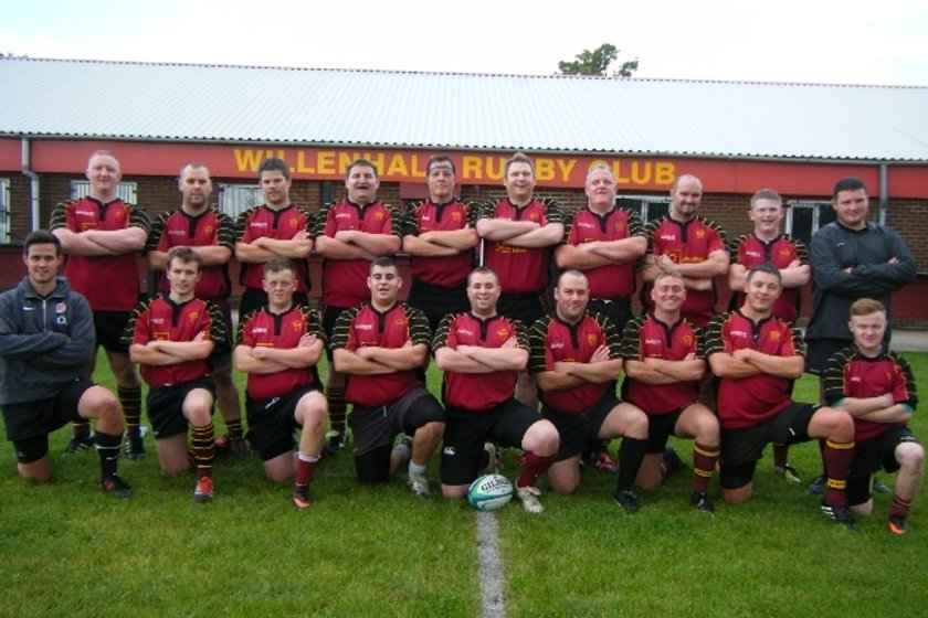 2nd XV lose to Gnosall 28 - 47